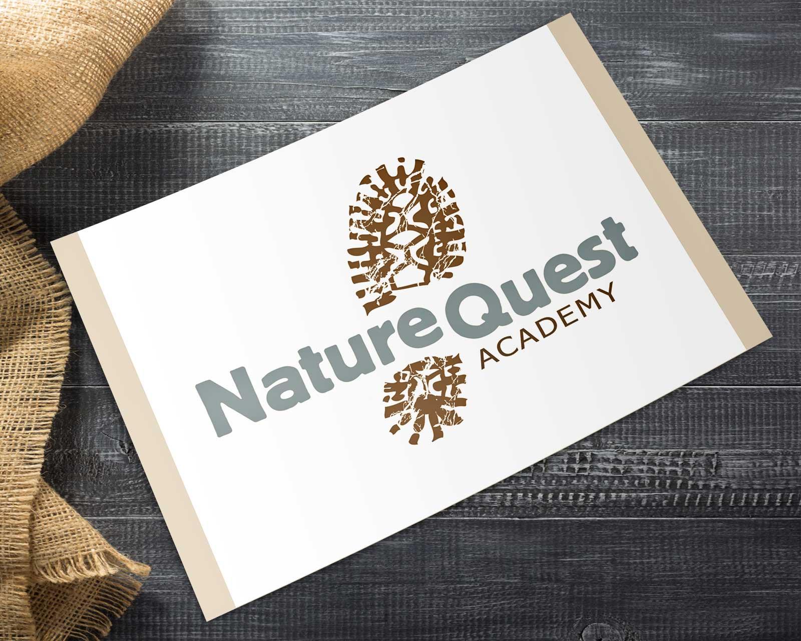 Logo design for Idaho wilderness school