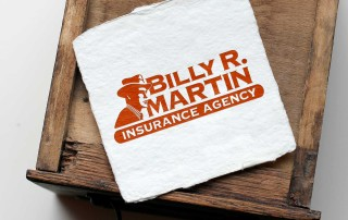 Logo design for insurance agency in Tyler Texas