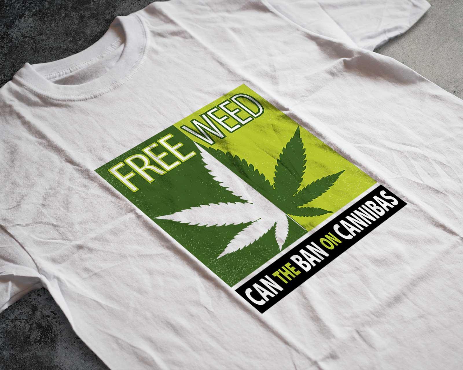 Political Campaign T-Shirt Design by Jennifer Lee